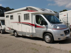 Accessoire camping car occasion