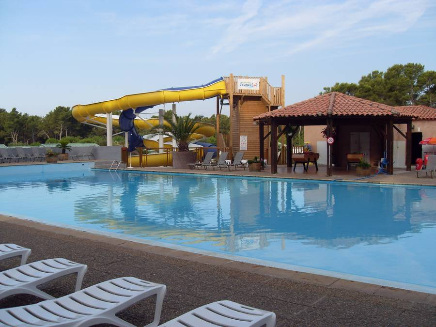 Camping capfun le castellet
