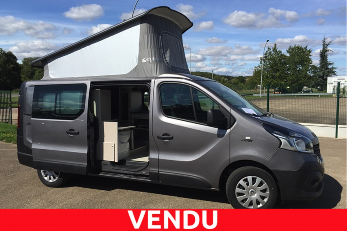 Camping car occasion vannes