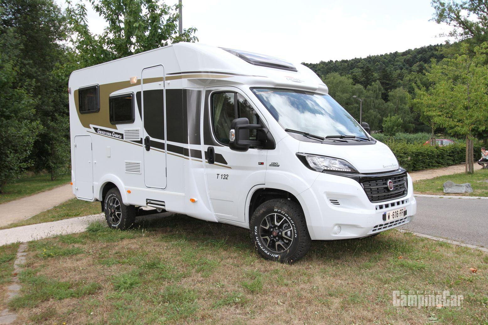 Camping car 4×4 d occasion