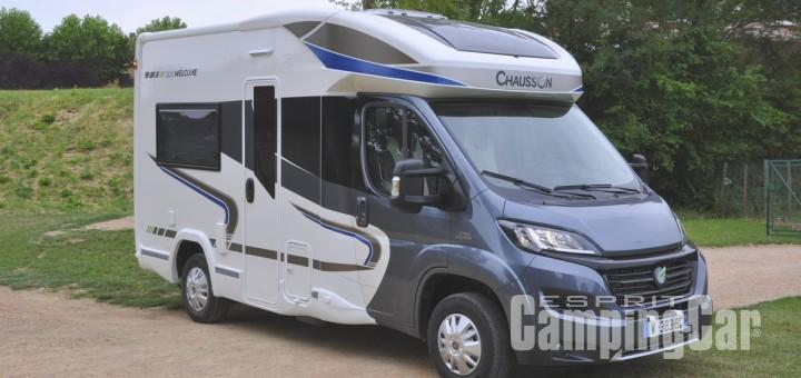 Chausson camping car