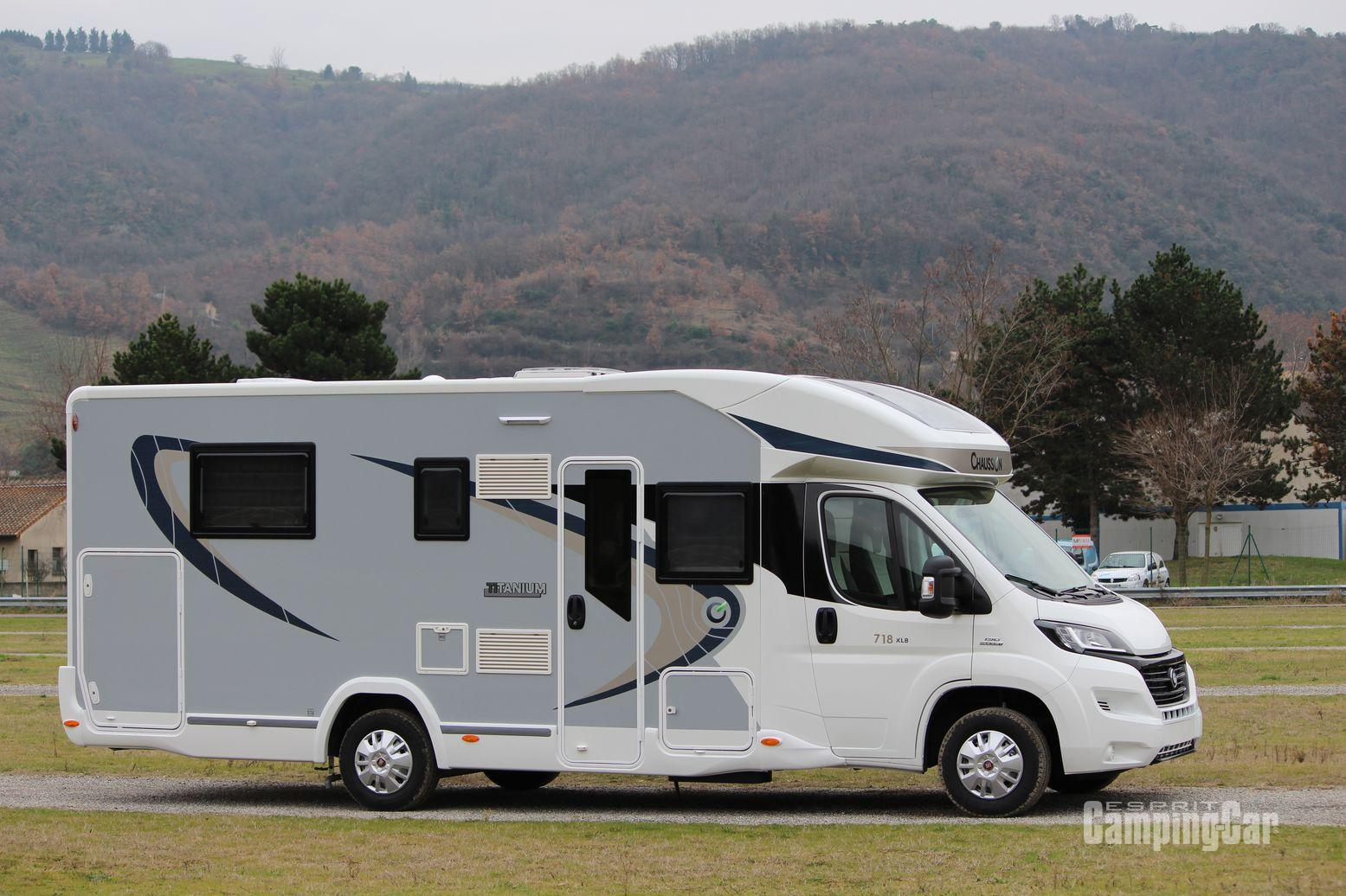 Camping car chausson 2016