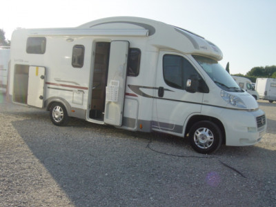 Camping car ci occasion