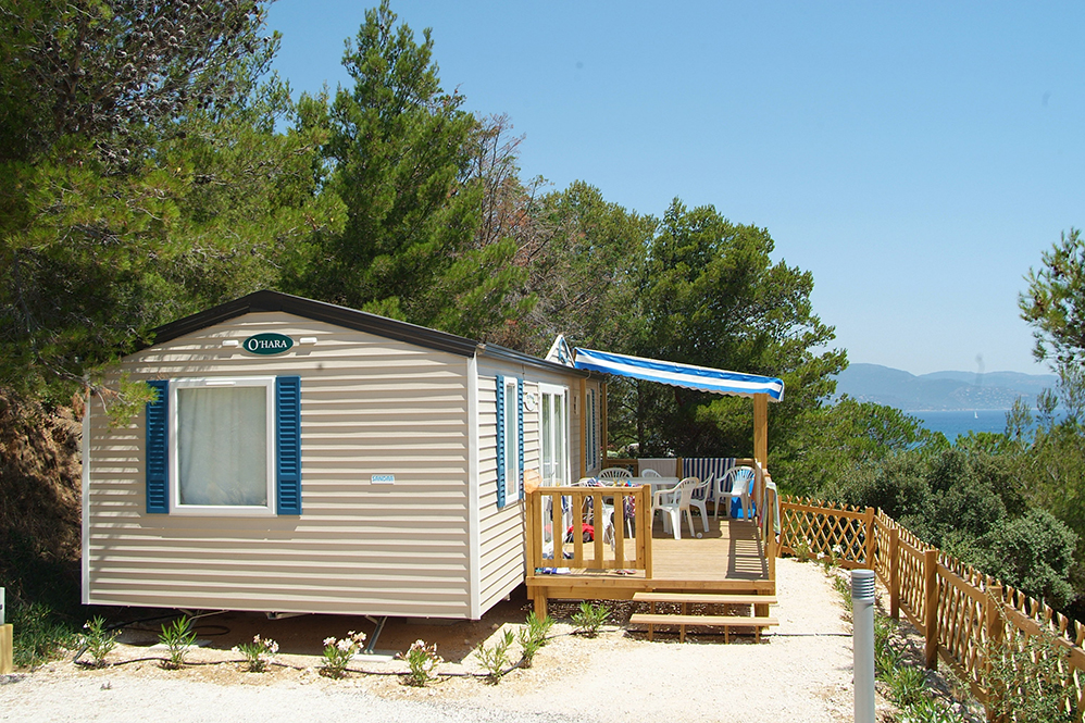 Mobilhome camping france
