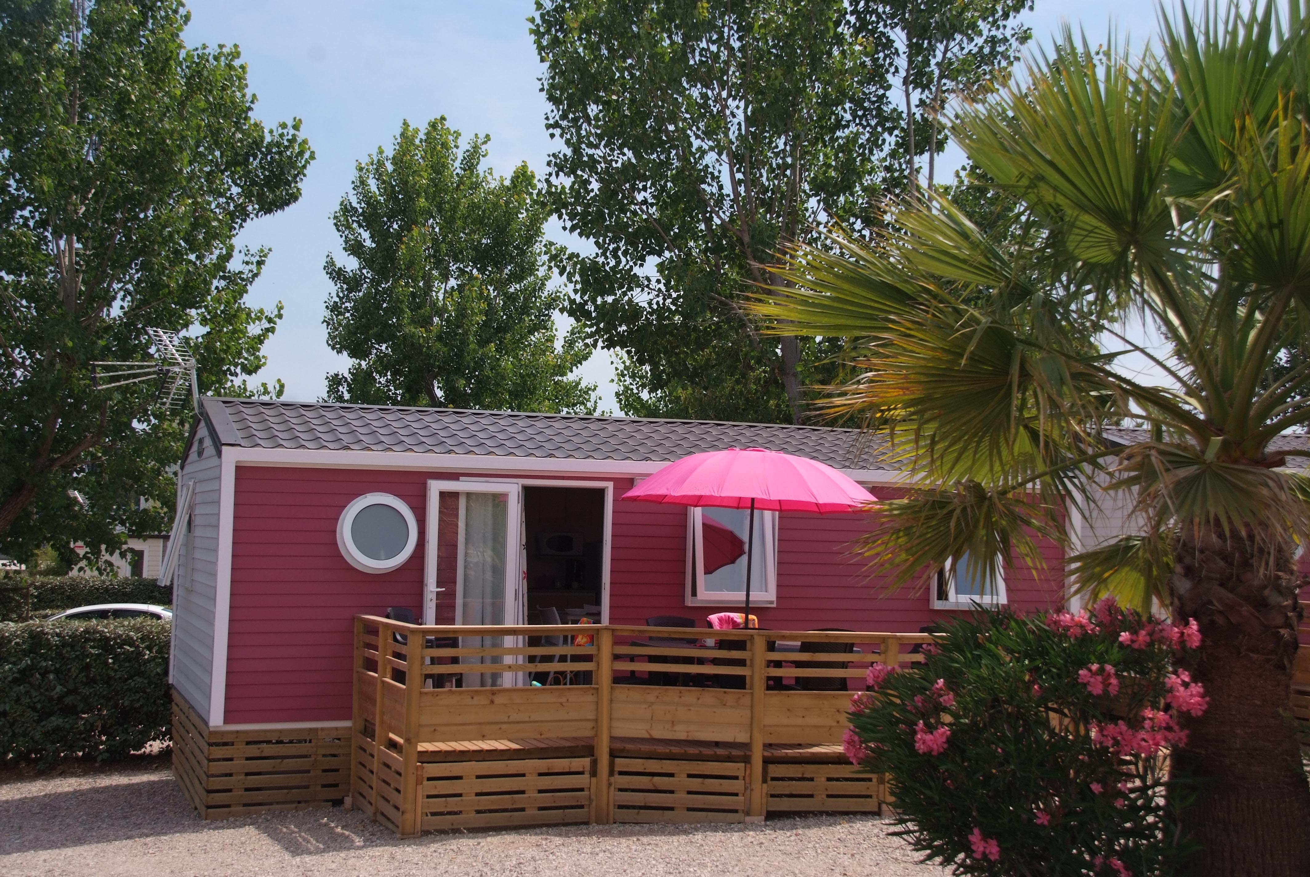 Location mobilhome a l annee var