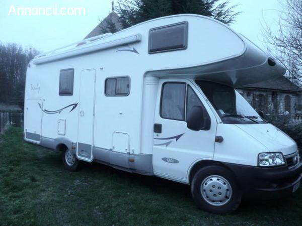 Occasion camping car remiremont