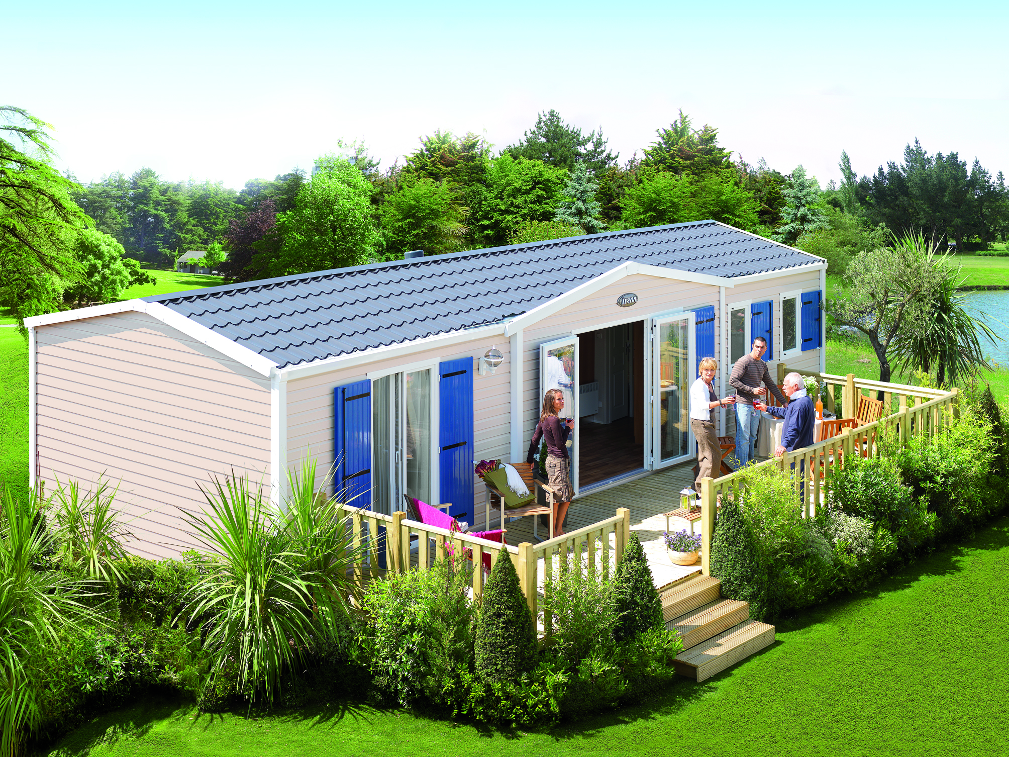 Achat mobil home occasion yonne