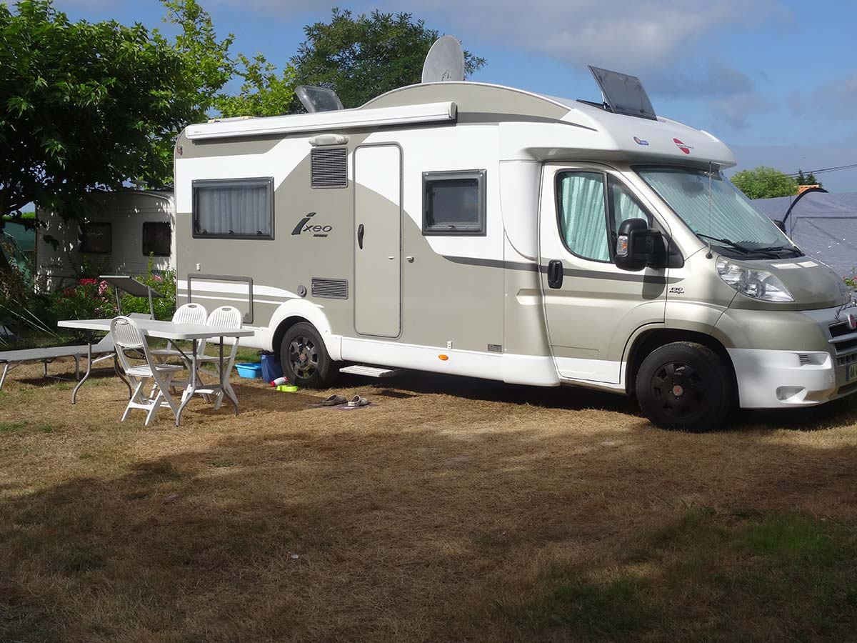 Location camping car vendée