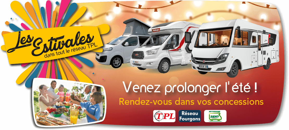 Camping car tpl occasion