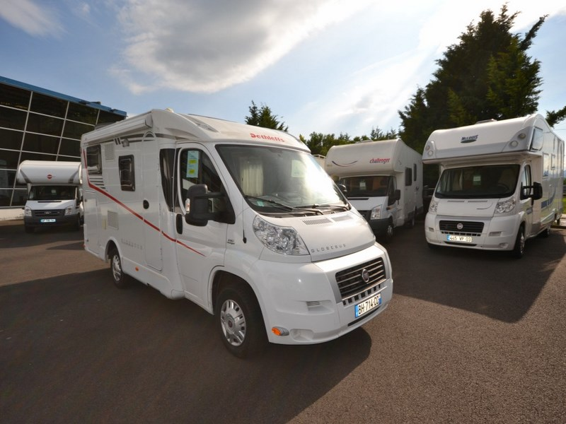 Camping car occasion chatel guyon