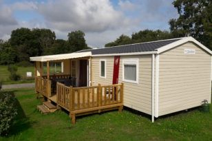 Vente mobilhome sur emplacement camping