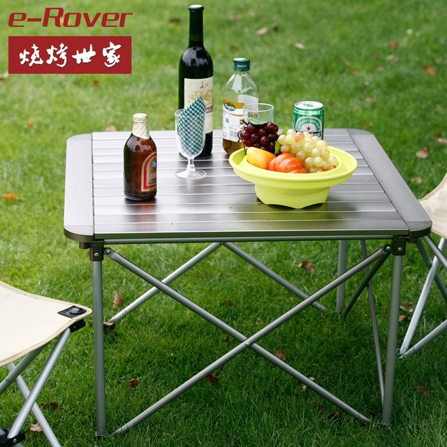 Table camping car