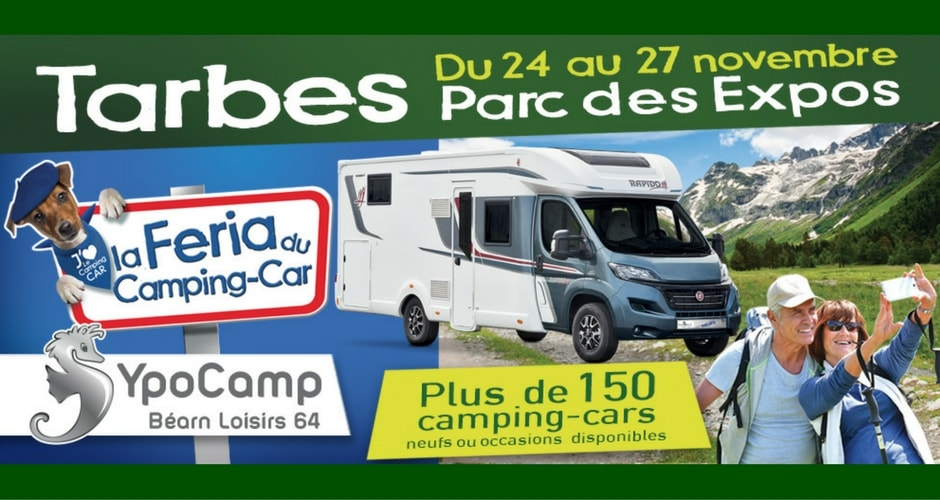 Camping car occasion tarbes