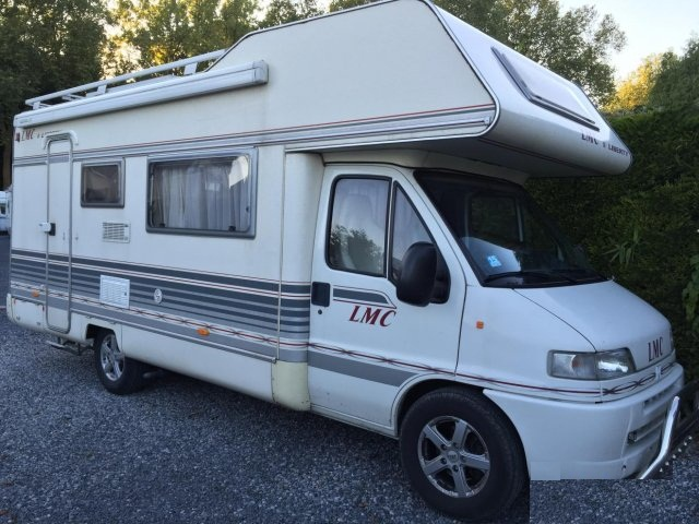 Vente camping car occasion particulier france