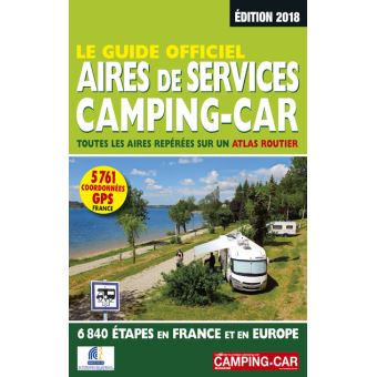 Aires pour camping car