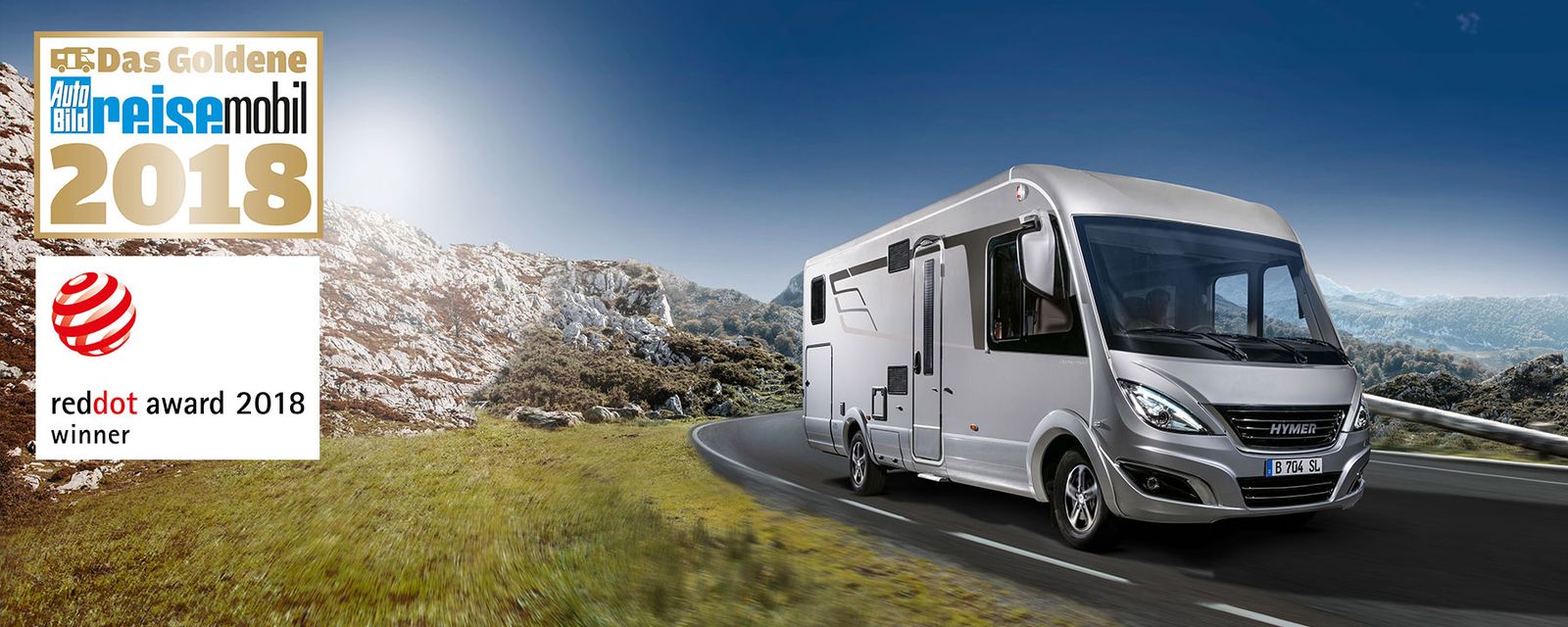 Camping car hymer s830 occasion