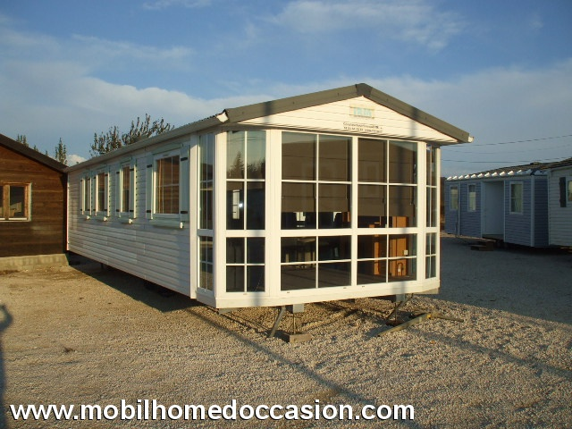 Mobil home occasion vaucluse