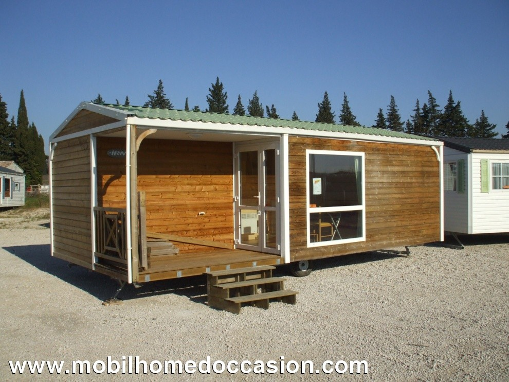 Mobil home occasion indre
