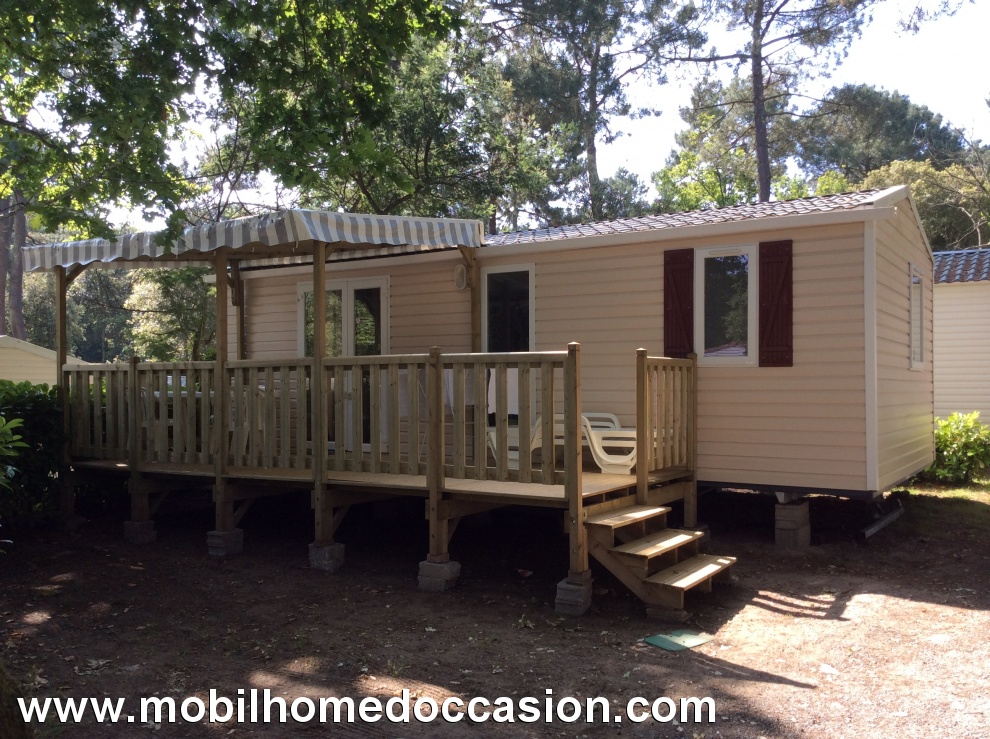Mobil home occasion willerby cottage prestige