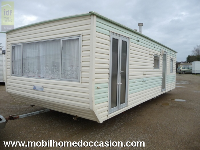 Mobil home 3 chambres occasion finistere