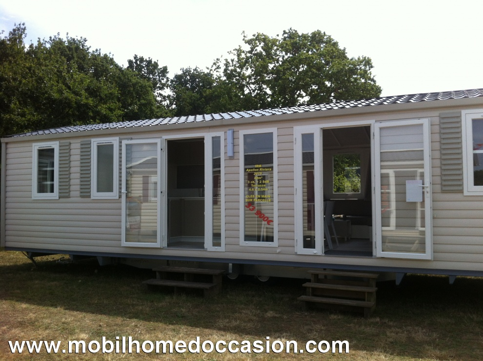 Mobil home occasion particulier bretagne
