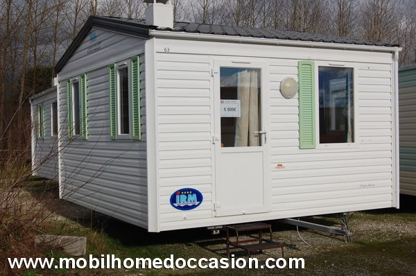Mobil home occasion zen