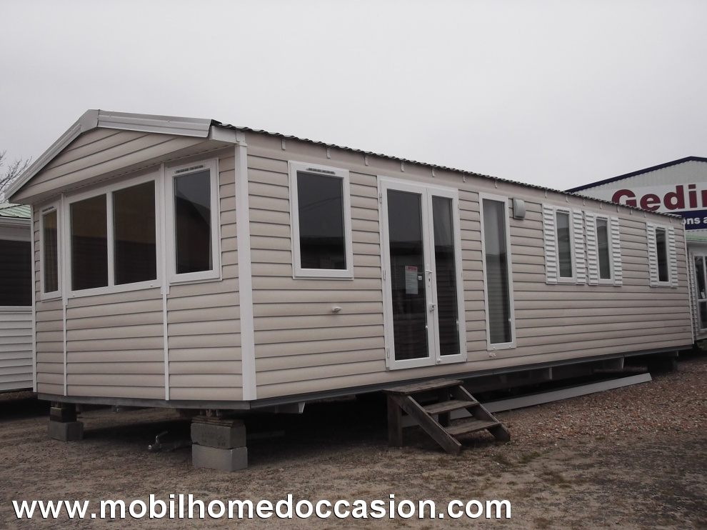 Mobil home irm 3 chambres occasion