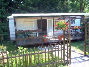 Mobilhome lac aiguebelette