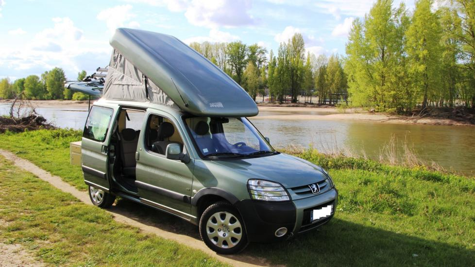 Camping car 5 places carte grise 5 couchages occasion