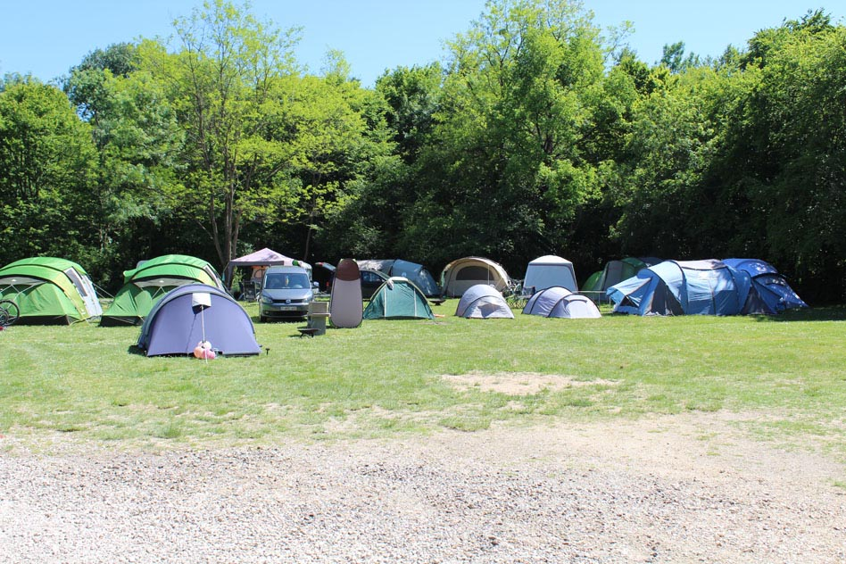 Camping fontainebleau mobilhome