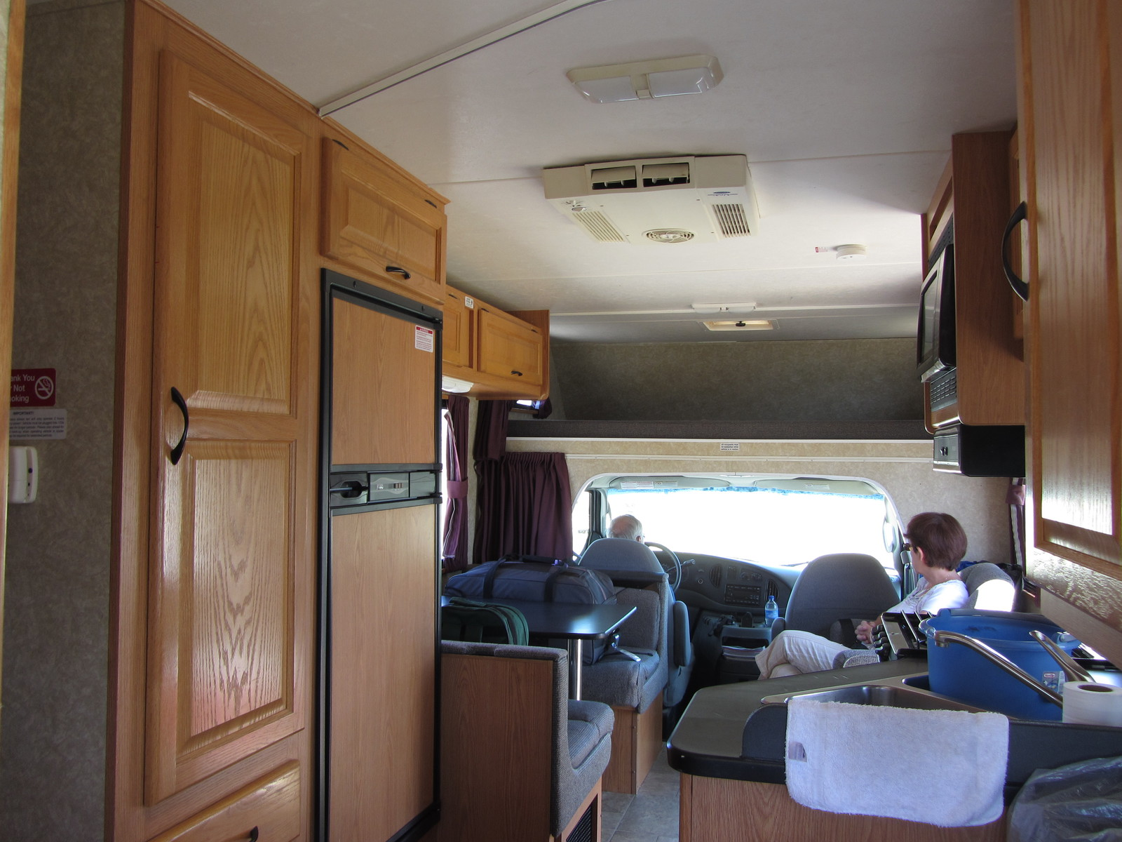 Camping car usa ouest camping car occasion eriba