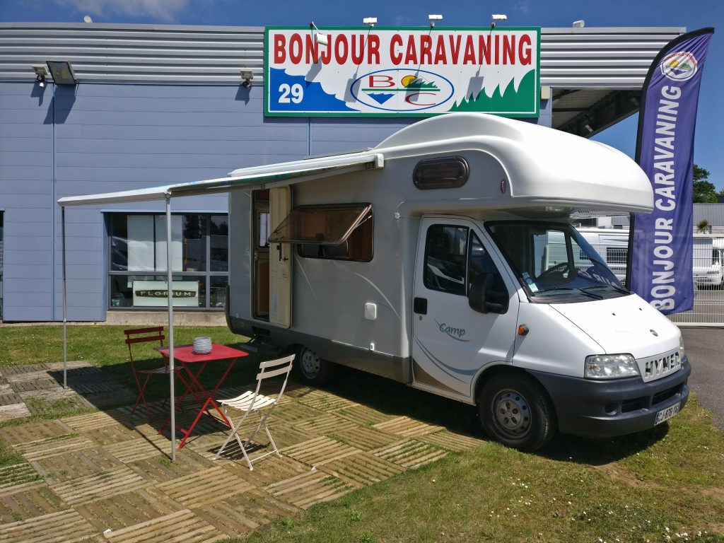 Le bon coin camping car occasion particulier a particulier