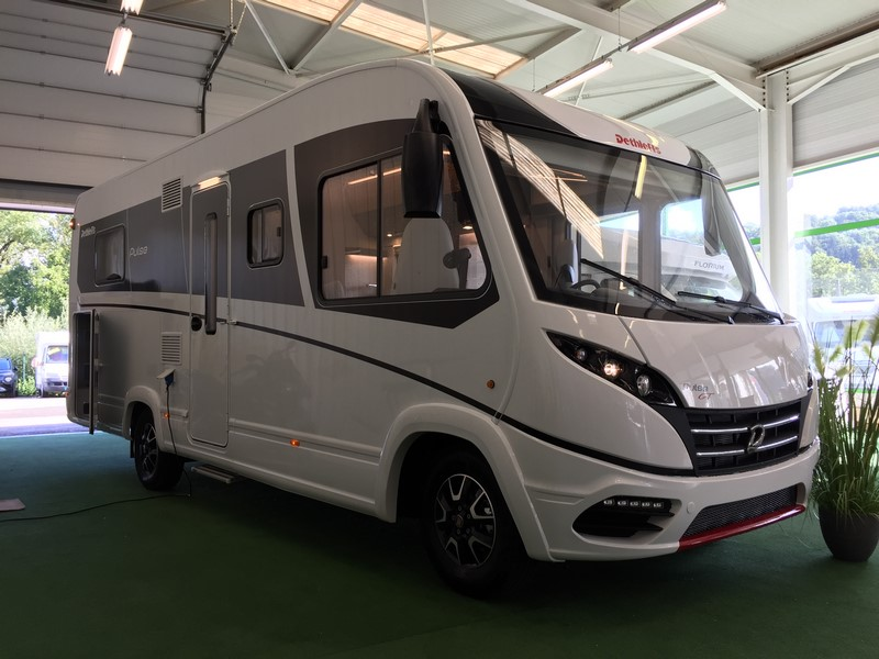 Occasion camping car 6m 50