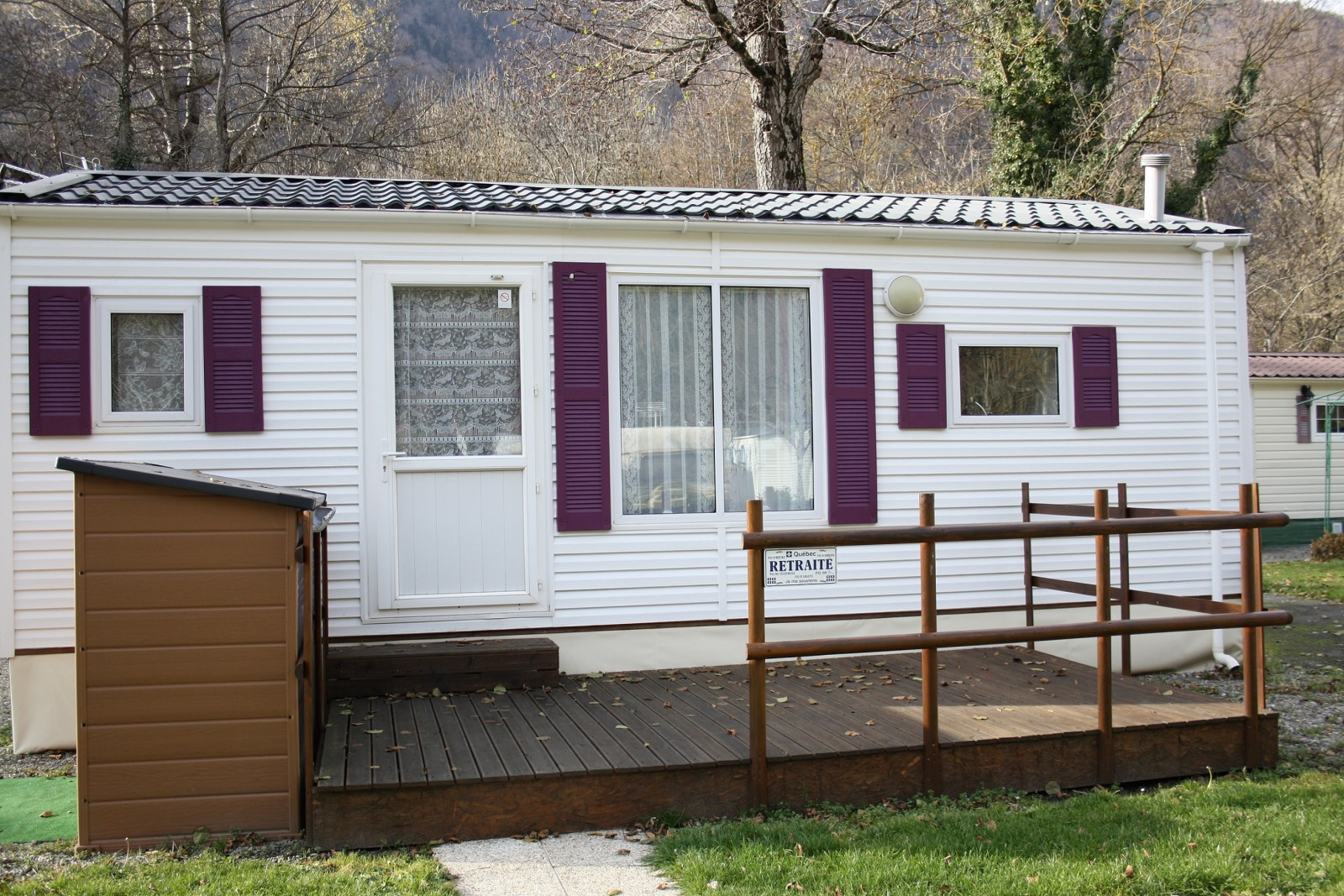 Location mobilhome luchon