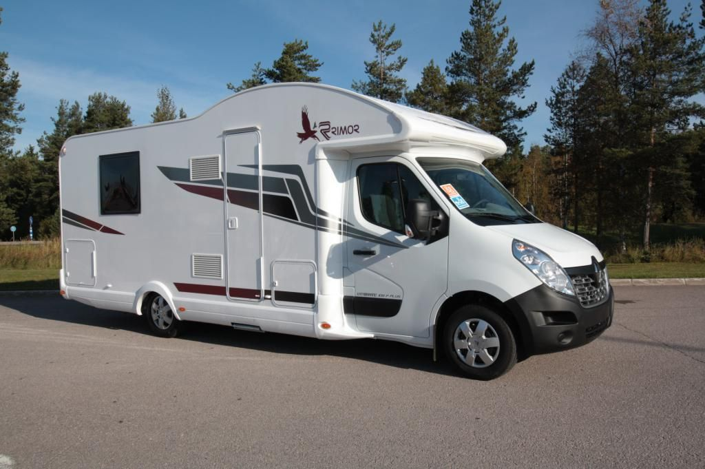 Camping car rimor katamarano 109 plus