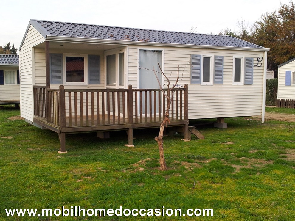 Mobil home occasion france