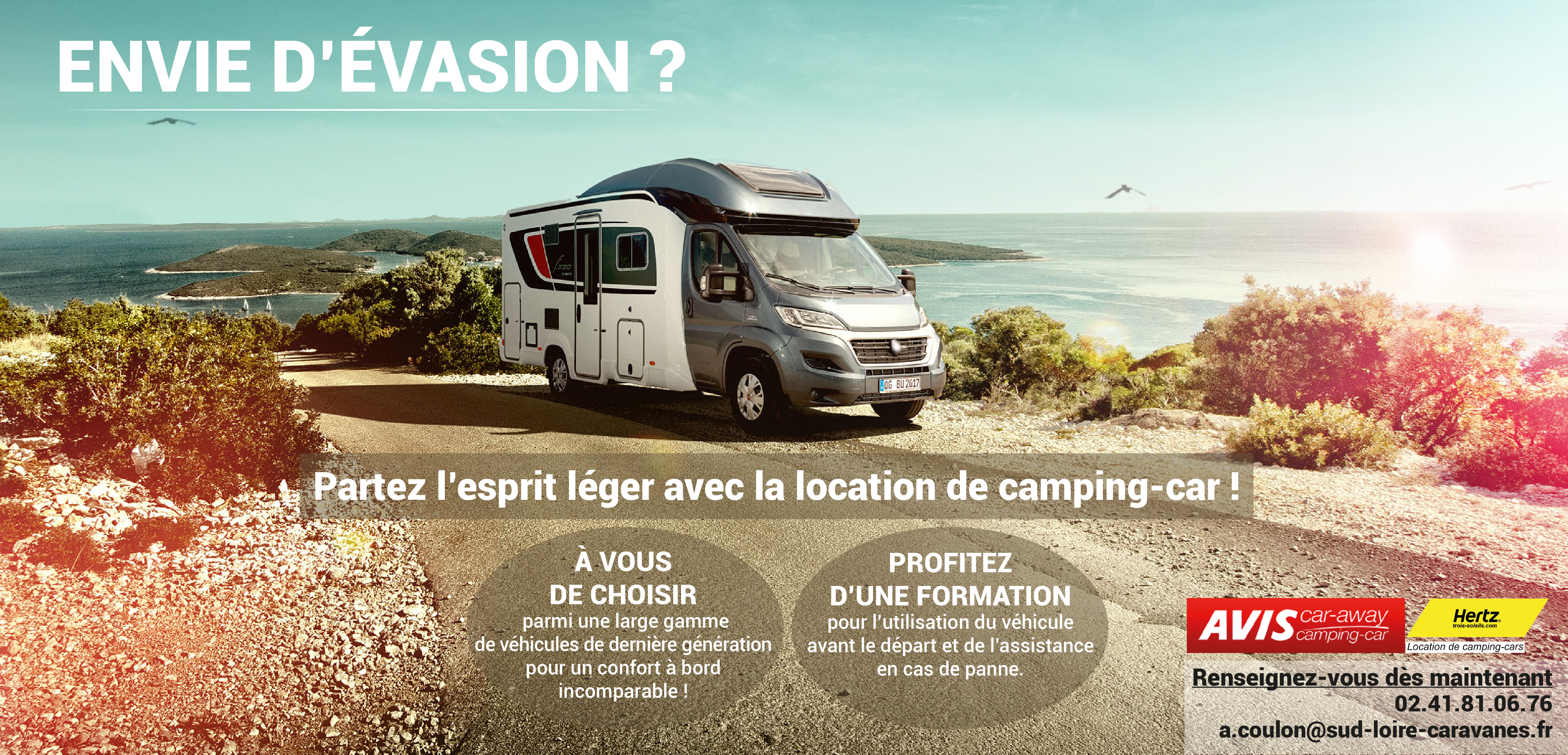 Prix location camping car pas cher