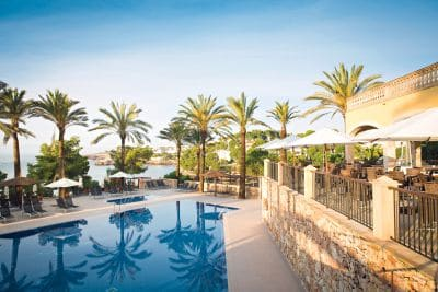 Vacance espagne hotel pension complete
