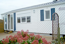 Mobil home belle ile
