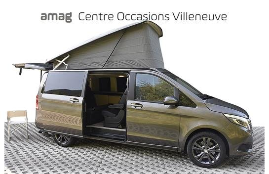 Mercedes vito camping car occasion