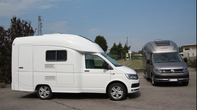 Occasion wingamm camping car