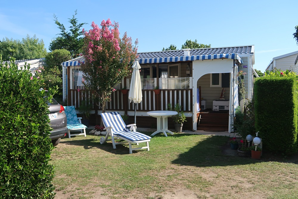 Camping mobilhome sud ouest