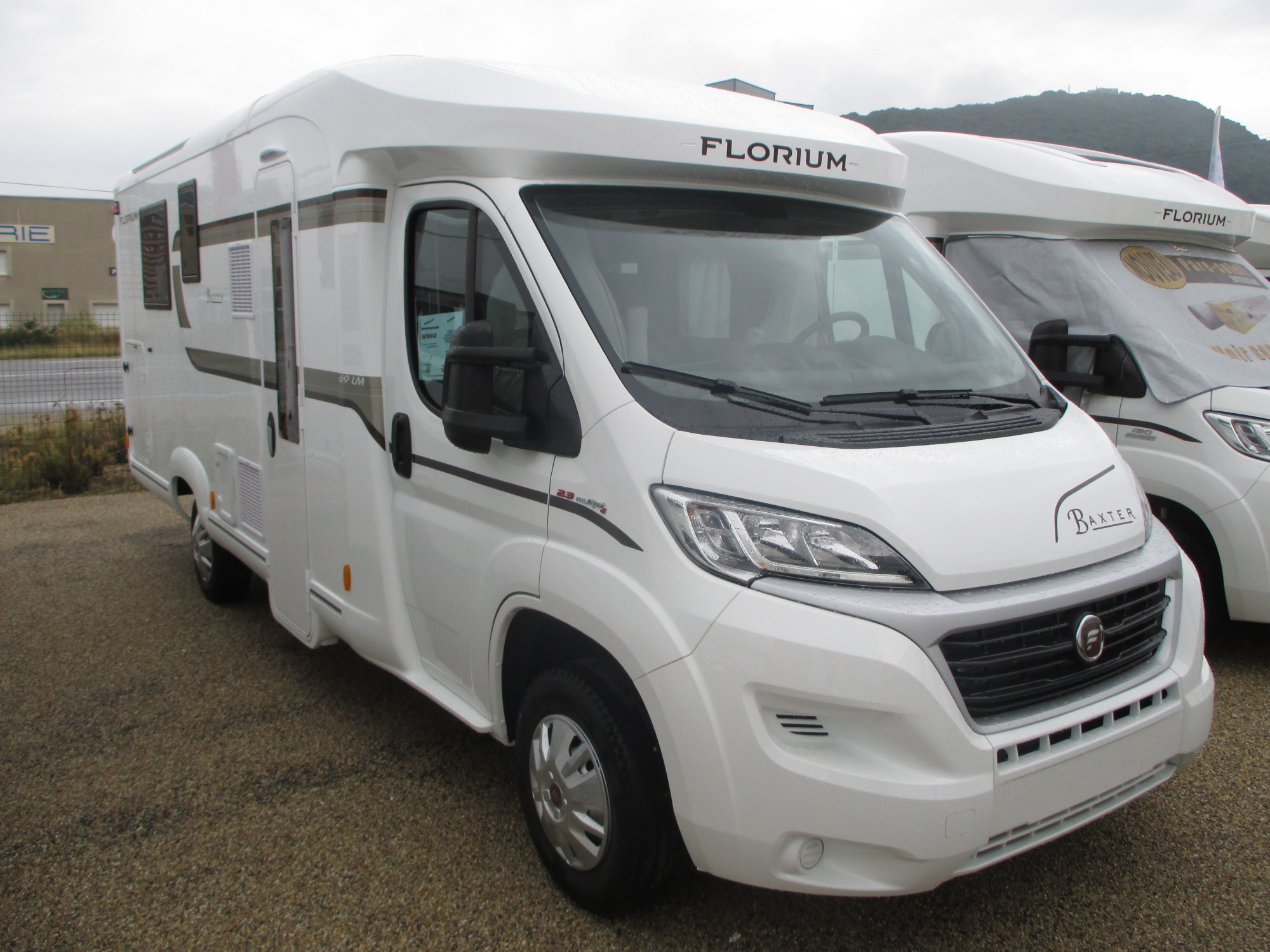 Achat camping car