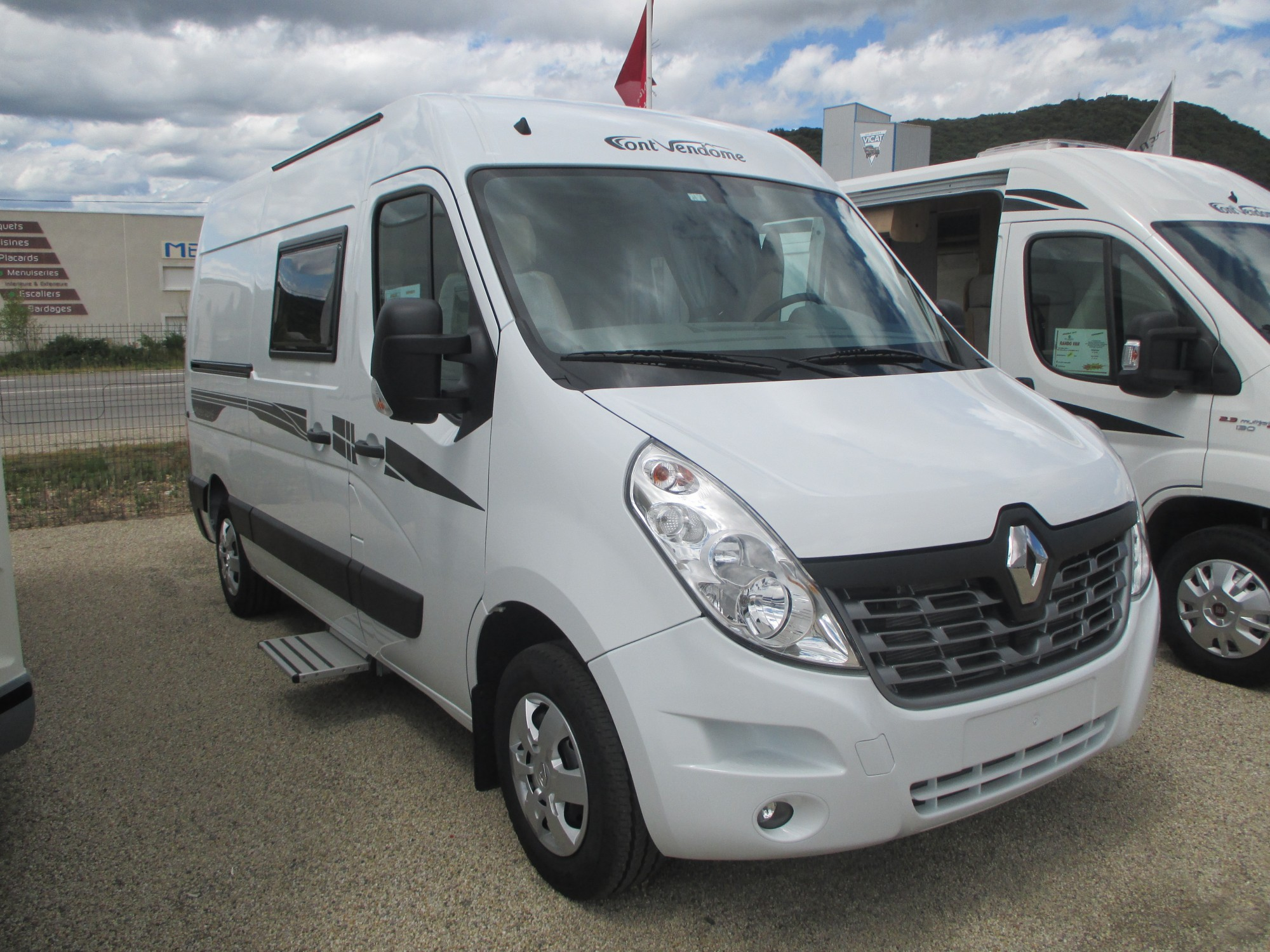 Camping car neuf pas cher