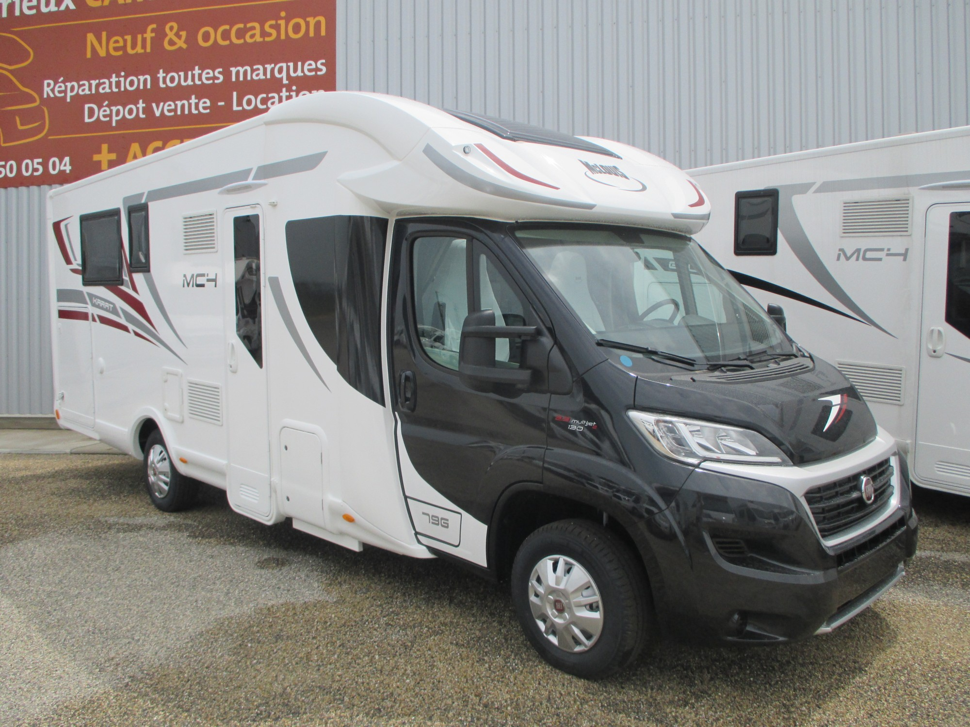 Camping car occasion mc louis camping car occasion carado