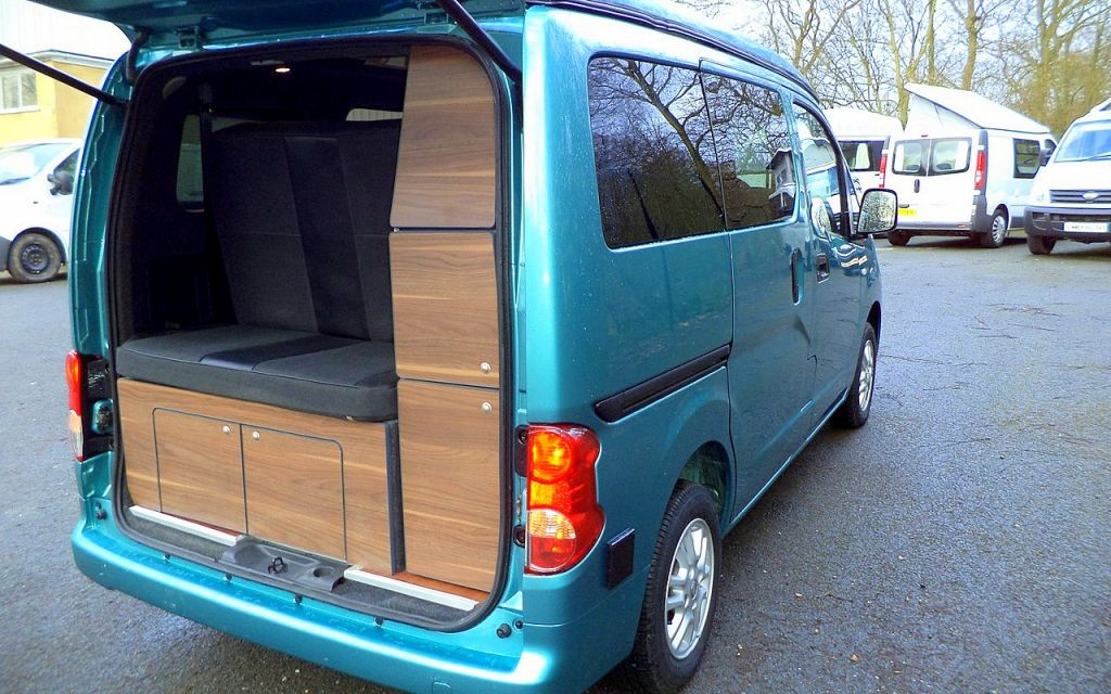 Nissan nv200 camping car