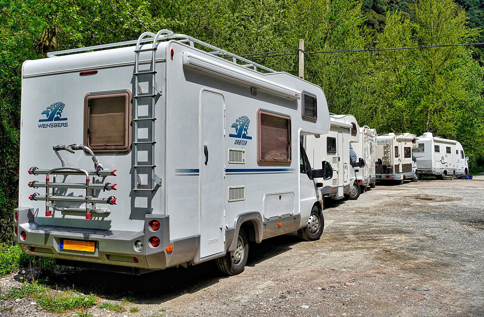Andrieux camping car