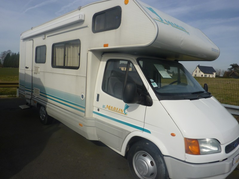 Achats camping car occasion