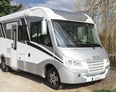 Camping car occasion propulsion