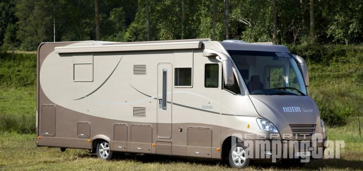 Camping car occasion integral poids lourd